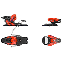 Salomon STH2 WTR 13L ORANGE/BLACK