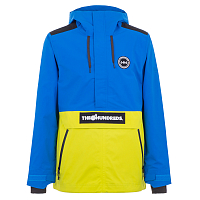 686 MNS HUNDREDS GORE ANORAK JKT STRATA BLUE COLORBLOCK