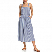 Roxy SUMMERTRANSPARE J WVDR TRUE NAVY BIRDY STRIPES