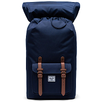 Herschel Little America PEACOAT/SADDLE BROWN