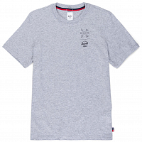 Herschel WOTEE PEACE X SHAKA HEATHER GREY