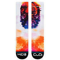 Stance Anthem Cudi MAN ON THE Moon White