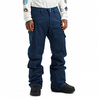 Burton M CARGO PT REGULAR DRESS BLUE