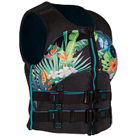 Liquid Force HEARTBREAK CGA BLACK/TROPICAL