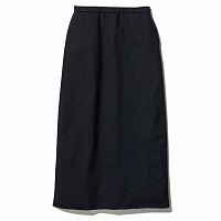 SNOW PEAK CO/PE DRY SKIRT BLACK