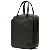 Herschel TRAVEL TOTE DARK OLIVE