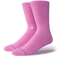 Stance UNCOMMON SOLIDS ICON SATURATED PINK