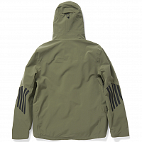 Holden M'SCORKSHELLSUMMITJACKET STONE GREEN