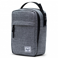 Herschel CHAPTER CONNECT Raven Crosshatch