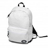 Converse SHERPA GO REMIX BACKPACK EGRET/CONVERSE BLACK