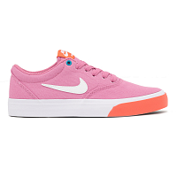 Nike WMNS NIKE SB CHARGE CNVS MAGIC FLAMINGO/WHITE-MAGIC EMBER