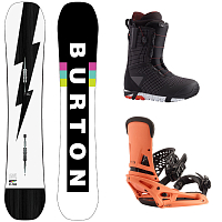 Burton M ALL-MOUNTAIN PACKAGE 0