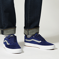 Vans MN KYLE WALKER PRO (REFLECTIVE) BLUEPRINT/TRUE WHITE