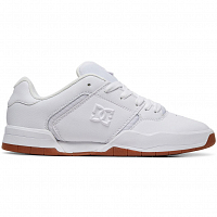 DC Central M Shoe White