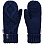 Roxy WINTER MITTENS J MTTN MEDIEVAL BLUE