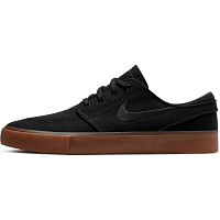 Nike NIKE SB ZOOM JANOSKI CNVS RM BLACK/BLACK-GUM LIGHT BROWN-BLACK