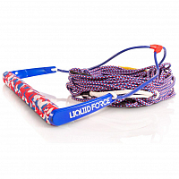 Liquid Force TEAM/H-BRAID ROPE COMBO AMERICA