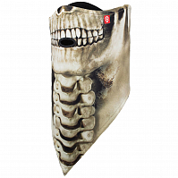 Airhole FACEMASK STANDARD - 2 LAYER SKULL