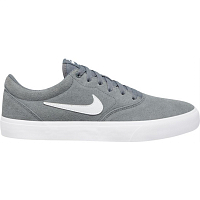 Nike SB CHARGE SUEDE COOL GREY/WHITE-COOL GREY-WHITE