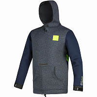 Mystic VOLTAGE SWEAT navy/lime