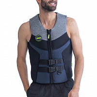Jobe SEGMENTED VEST MEN COOL GREY