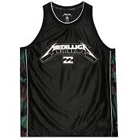 Billabong METALLICA AI TANK BLACK