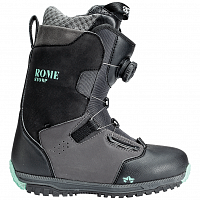Rome W'S STOMP BLACK MINT