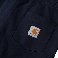 Carhartt WIP Pocket Sweat Pant DARK NAVY