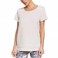 Roxy LOST IN LV TEE J KTTP PEACH BLUSH