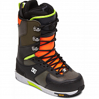 DC THE LACED BOOT M LSBT MULTI