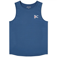 District Vision Air-wear Singlet BLUE