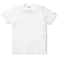 Carhartt WIP S/S BASE T-SHIRT White / Black