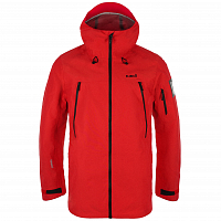 Planks Yeti Hunter Shell Jacket HOT RED