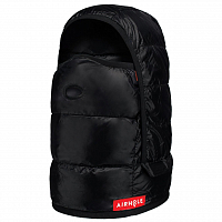 Airhole AIRHOOD - PACKABLE BLACK