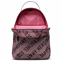 Herschel NOVA MID-VOLUME ROLL CALL ASH ROSE