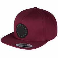 Mystic MARSH CAP OXBLOOD RED