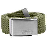 Fjallraven CANVAS BELT GREEN