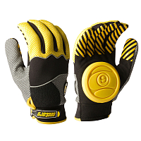 Sector9 APEX - SLIDE GLOVE YEL