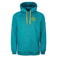 Planks Peace Hoodie MIDNIGHT TEAL