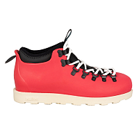 Native FITZSIMMONS CITYLITE TRUE RED/ BONE WHITE