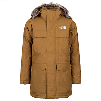 The North Face M MCMURDO PARKA BRITISH KHAKI (D9V)
