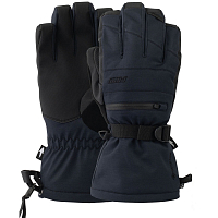 Pow WAYBACK GTX LONG GLOVE +WARM BLACK