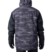 Rip Curl THE TOP NOTCH JKT JET BLACK