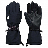 DC LEGION GLOVE M GLOV BLACK