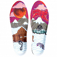 REMIND INSOLE MEDIC TRAVIS X TETONS ASSORTED