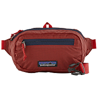 Patagonia ULTRALIGHT BLACK HOLE MINI HIP PACK RINCON RED