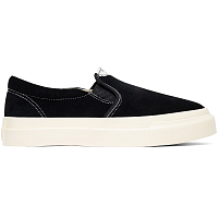 Stepney Workers Club LISTER L SUEDE BLACK