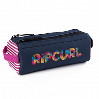 Rip Curl PENCIL CASE 2P SEQUENS NAVY