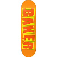 Baker KS BRAND NAME ORG DECK B2 8,5