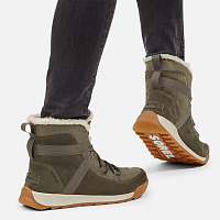 Sorel WHITNEY II FLURRY SLATE GREEN